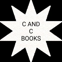 C and C books and collectibles logo