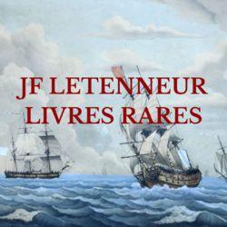 JF Letenneur Livres Rares logo