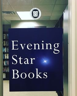 Evening Star Books store photo