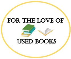 For the Love of Used Books logo