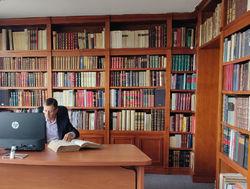 Librería José Porrúa Turanzas store photo
