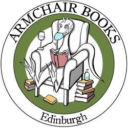 Armchair Books logo