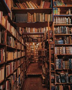 Armchair Books store photo