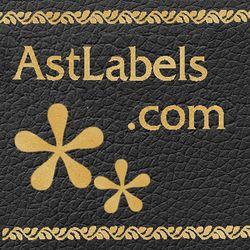Asterisk Books & Labels logo