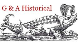 G&A Historical Books logo