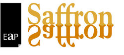 logo: SAFFRON BOOKS EAP
