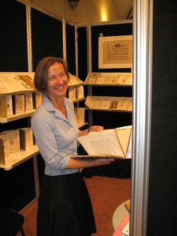 Susanne Schulz-Falster Rare Books logo