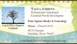 Four Square Books & Genealogy store photo