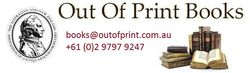 Out of Print Books logo