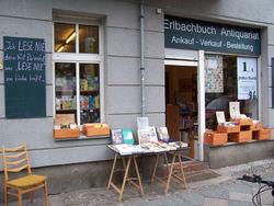 logo: Erlbachbuch Antiquariat Matthias Herbig
