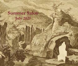 Cover of Summer Salon July 2021