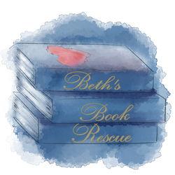 Beth's Book Rescue logo