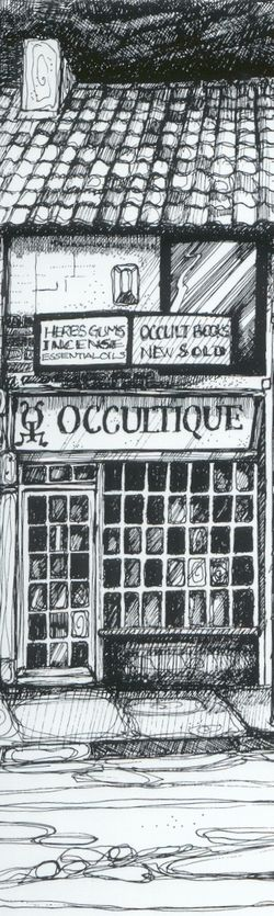 Occultique store photo