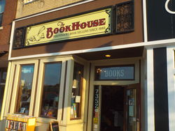logo: The Book House  - St. Louis