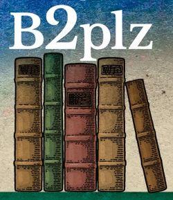 Bound2please Books logo