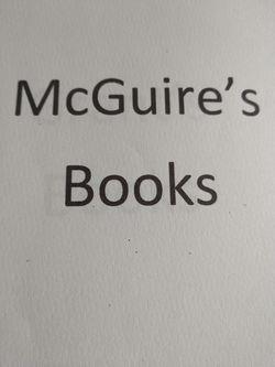 McGuire's Books logo