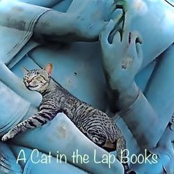 A Cat in the Lap Books logo