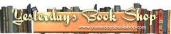 Yesterday's Book Shop (Member IOBA) logo
