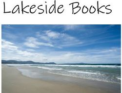 Lakeside Books logo