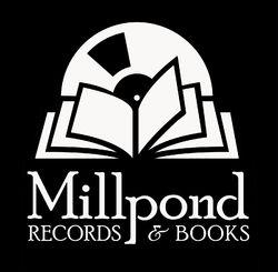 Millpond Records & Books logo