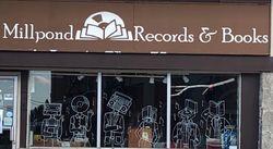 Millpond Records & Books store photo