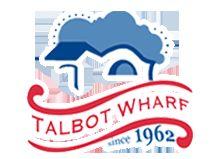 Talbot Wharf logo