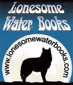 Lonesome Water Books bookstore logo