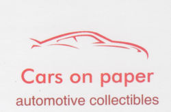 Cars on Paper logo