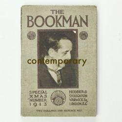 Contemporary Bookman logo