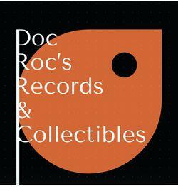 Doc Roc's Records & Collectibles logo