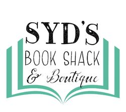 Syds Book Shack & Boutique logo