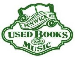 Fenwick Street Used Books and Music logo
