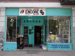 Encore Books & Records store photo