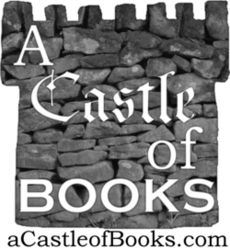 logo: A Castle of Books