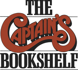 logo: Captain's Bookshelf, Inc., ABAA