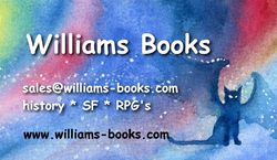 Williams Books bookstore logo