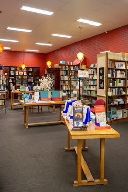 Asia Bookroom store photo