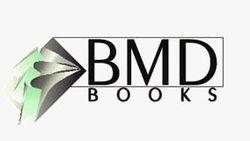 BMD Books bookstore logo