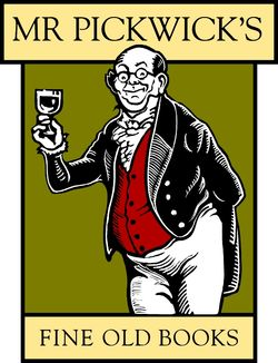 logo: Mr Pickwick's Fine Old Books