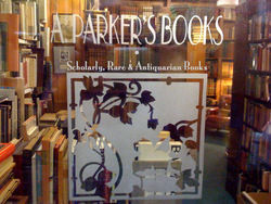 logo: A. Parker's Books, Inc.