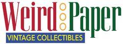 logo: Weird Paper LLC