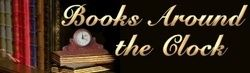 logo: Books Around the Clock