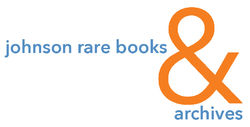 logo: johnson rare books & archives