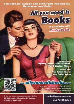 Zardoz Books store photo