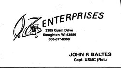O. Z. Enterprises logo