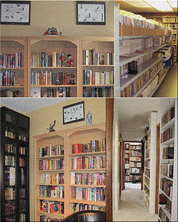 Parigi Books, ABAA/ILAB store photo