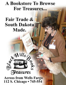 Black Hills Books and Treasures store photo
