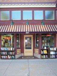 logo: A Great Book Shop