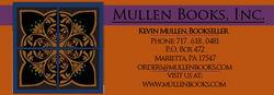 Mullen Books, Inc. ABAA / ILAB logo
