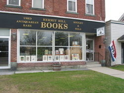 Hermit Hill Books store photo